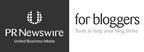 PR Newswire... for bloggers logo.  (PRNewsFoto/PR Newswire Association LLC)