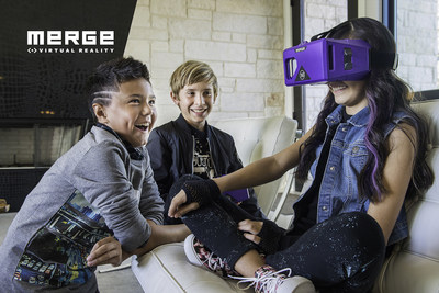 Merge VR announces special holiday pricing at select retailers through 2016