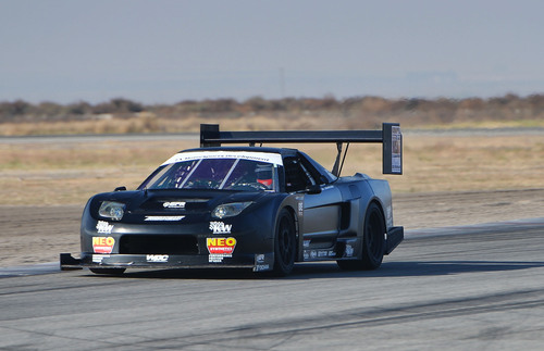 BorgWarner's EFR-9180 (Engineered For Racing) turbocharger boosts the fastest Time Attack vehicle in the ...