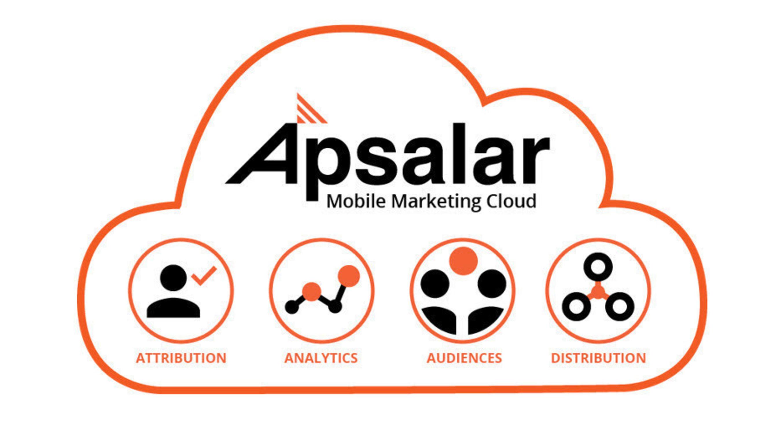 Apsalar Mobile Marketing Cloud Logo