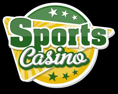 Sports Casino logo.  (PRNewsFoto/Sports Casino)
