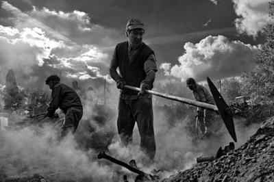 Yavuz Sariyildiz of Turkey Named Winner of 2012 CGAP Photo Contest.  (PRNewsFoto/CGAP)