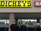New Dickey's Barbecue in Gulfport hosts three-day party.  (PRNewsFoto/Dickey's Barbecue Restaurants)