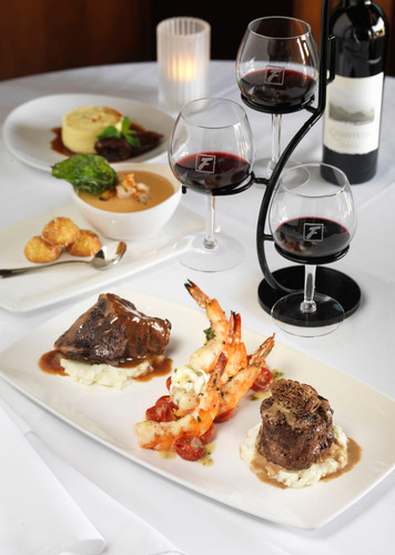 Fleming's Prime Steakhouse & Wine Bar Celebrates 'Month of Discovery' in September
