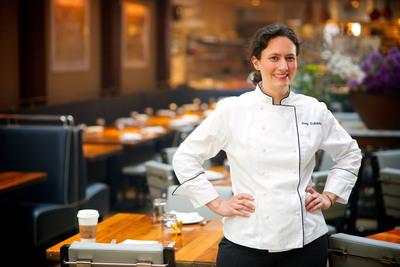 Chef Amy Eubanks of BLT Fish in NYC created a Coastal Fare menu for the Plugra Gourmet Club. www.plugra.com/gourmetclub