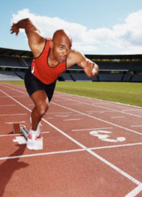 US Peptides discusses HGH and Athletes.  (PRNewsFoto/US Peptides)