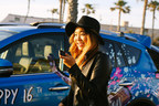 Toyota presents snowboarding phenom Chloe Kim with a 2016 RAV4 Hybrid after inking a deal as the newest sponsored athlete to join the Team Toyota roster.