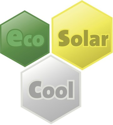EcoSolarCool Logo (PRNewsFoto/EcoSolarCool)