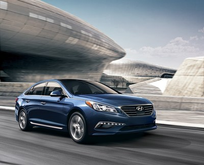 The 2016 Hyundai Sonata was named a Kelley Blue Book Best Family Car, receiving high marks for safety, comfort, convenience, spaciousness for both passengers and cargo, and fit of various rear-facing and forward-facing child safety car seats. The Sonata was also recognized for its value and class-leading warranty combined with solid resale value and refinement.
