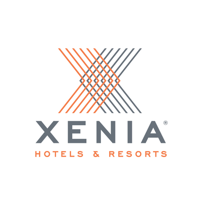 Logo (PRNewsFoto/Xenia Hotels & Resorts, Inc.)