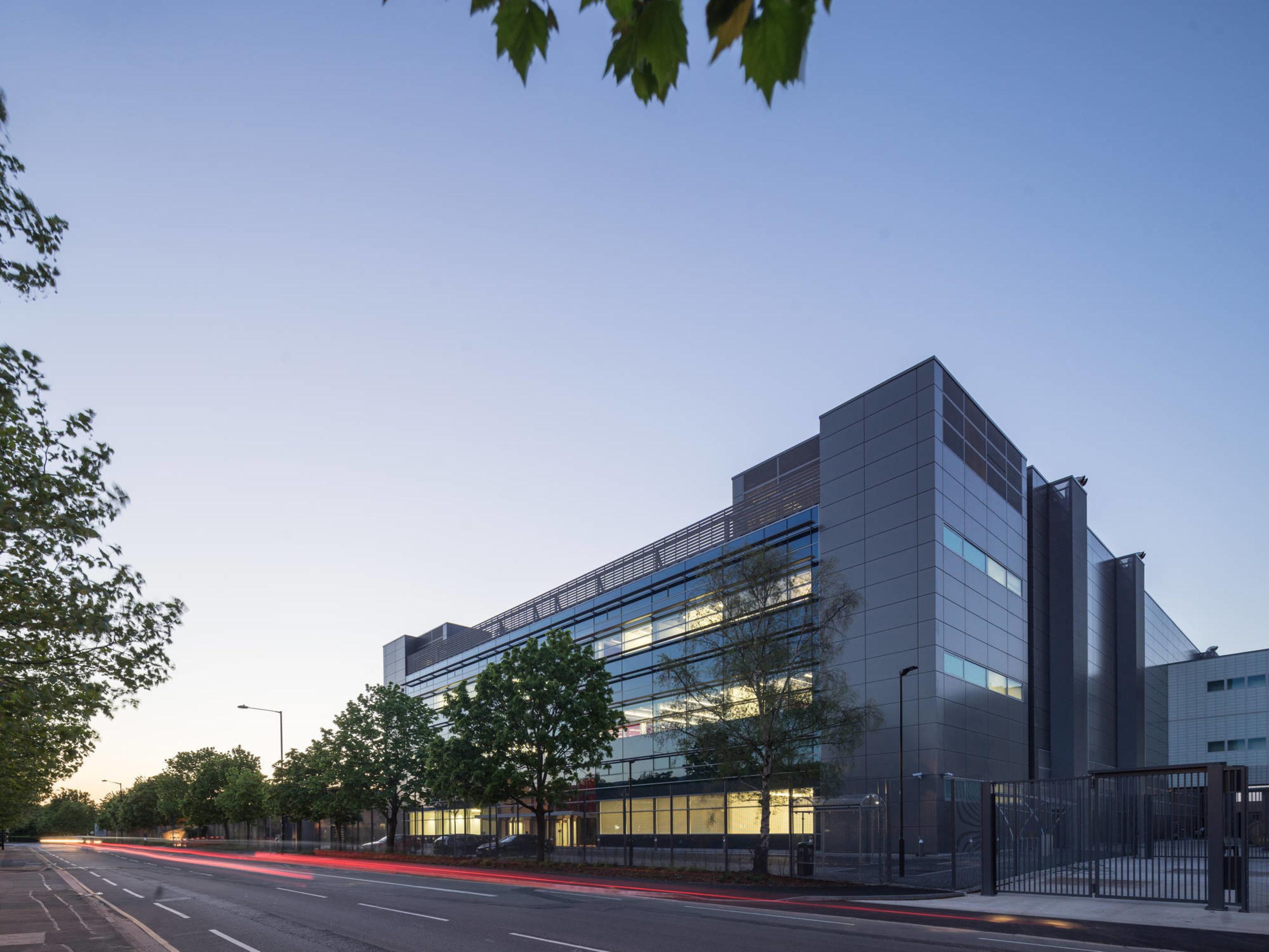 Equinix's LD6 London data center
