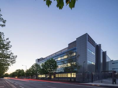 Equinix's LD6 London data center (PRNewsFoto/Equinix, Inc.)