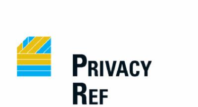 Privacy Ref logo. (PRNewsFoto/Privacy Ref) (PRNewsFoto/PRIVACY REF)