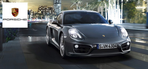 The all-new 2014 Porsche Cayman and Cayman S are in stock at Loeber Motors!  (PRNewsFoto/Loeber Motors)