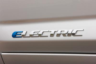 Toyota to Debut All New RAV4 EV at EVS 26.  (PRNewsFoto/Toyota Motor Sales, U.S.A., Inc.)