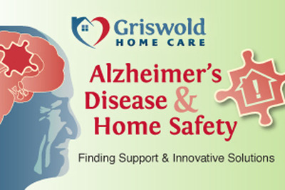 Alzheimer's Disease & Home Safety Webinar by Griswold Home Care.(PRNewsFoto/Griswold Home Care)