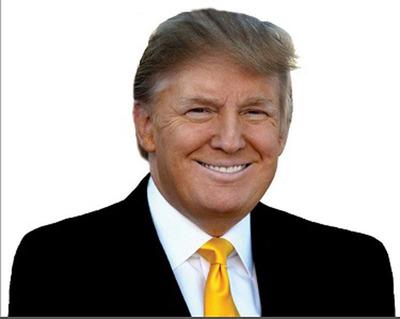 Donald J. Trump.  (PRNewsFoto/FundAnything)