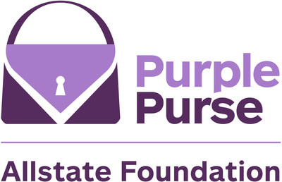 Allstate Foundation Purple Purse