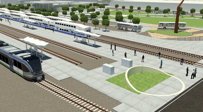 CH2M has been awarded a program management services contract to assist with the development and implementation of the Redlands Passenger Rail Project.
