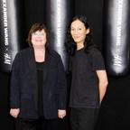 Margareta van den Bosch & Alexander Wang at the Alexander Wang x H&M Collection Launch, NYC