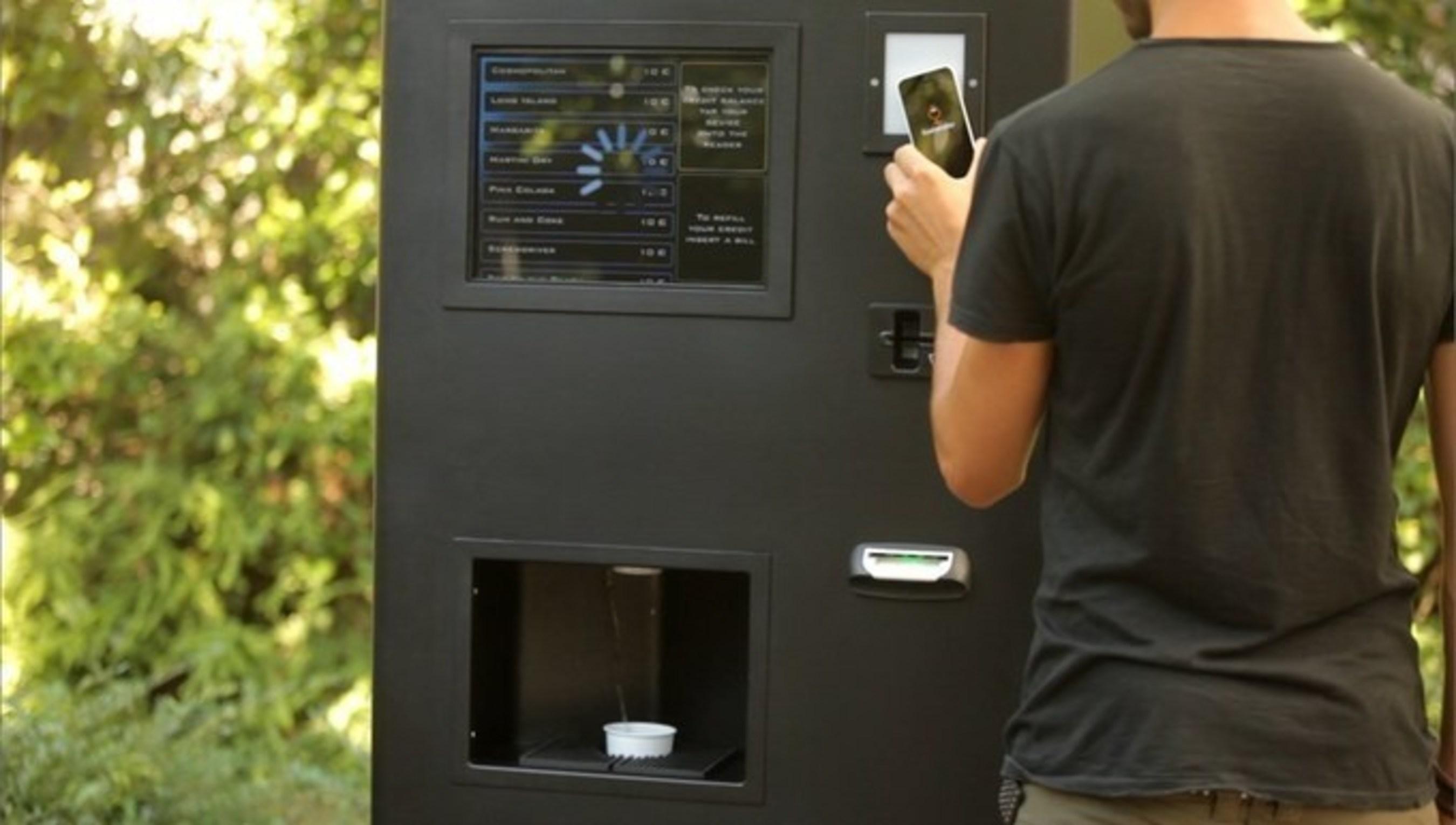 Foxtender Announces Kickstarter Offering the World's First Automatic Bar Station
