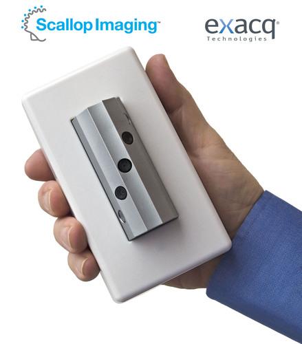 Scallop Imaging Seven Megapixel, 180 Degree Field of View, HD Digital Surveillance Cameras