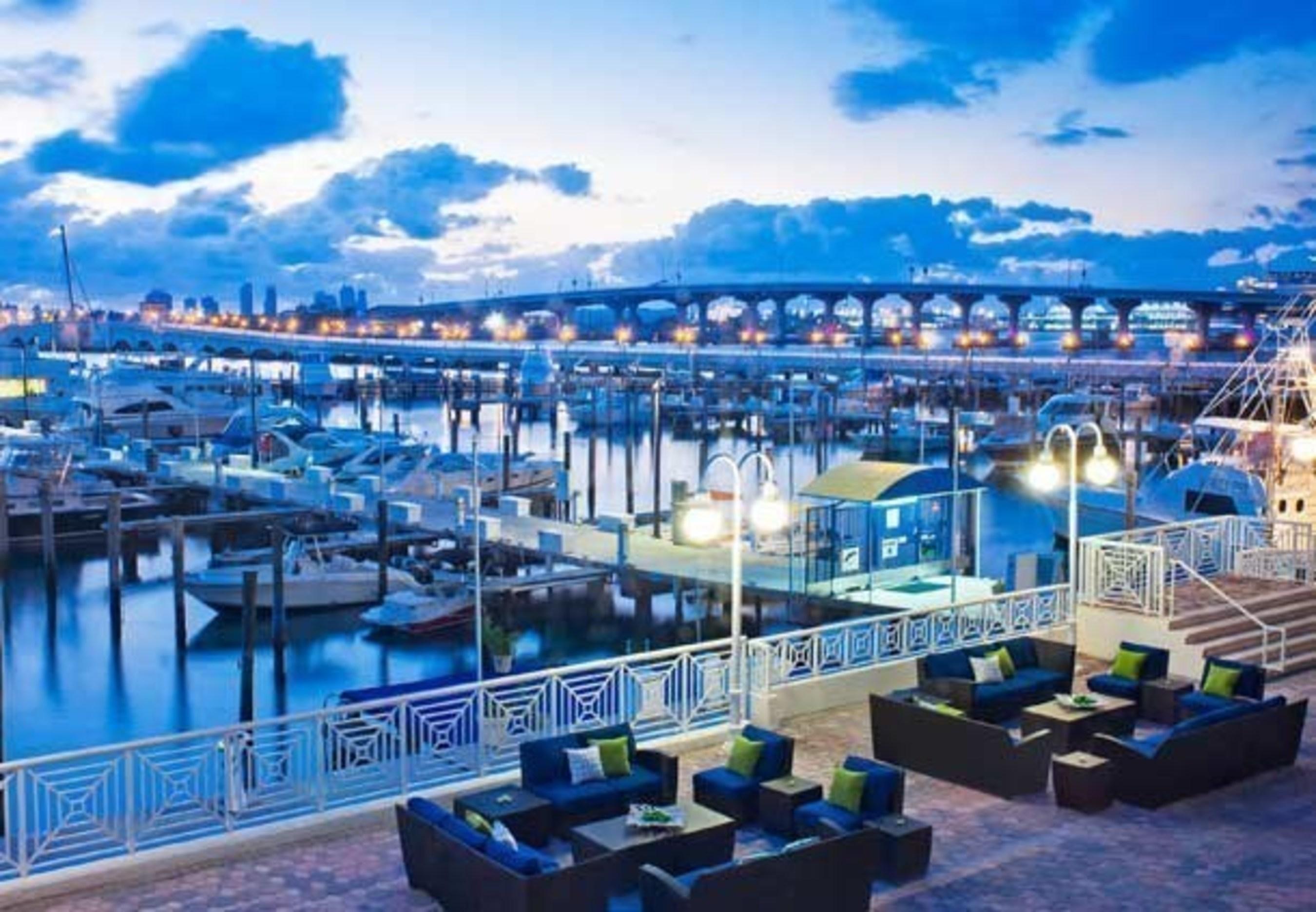 Miami Marriott Biscayne Bay Makes A