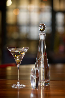 Glass Vodka.  (PRNewsFoto/Glass Distillery)