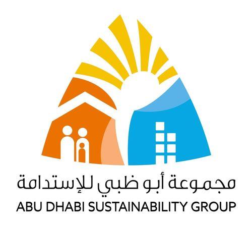 Abu Dhabi Sustainability Group Logo (PRNewsFoto/Abu Dhabi Sustainability Group)