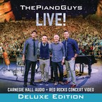 THE PIANO GUYS RELEASE THEIR FIRST LIVE ALBUM - November 13, 2015