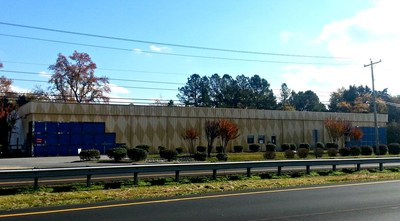 self-storage facility in Trappe, Maryland