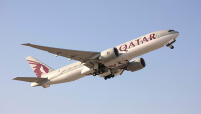 MIAMI NAMED QATAR AIRWAYS 6TH U.S. DESTINATION. / MIAMI DESIGNADA COMO SEXTO DESTINO ESTADOUNIDENSE DE QATAR AIRWAYS.  (PRNewsFoto/Qatar Airways)
