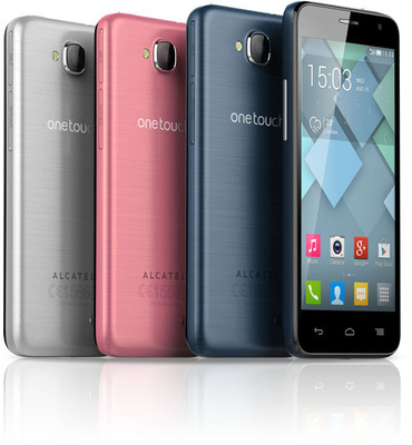 Bell and Virgin Mobile Canada to offer ALCATEL ONETOUCH smartphones Idol X and Idol Mini. (PRNewsFoto/ALCATEL ONETOUCH) (PRNewsFoto/ALCATEL ONETOUCH)