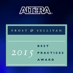 Altera recognized with Global FPGA Innovation Technology Leadership Award from analyst firm Frost & Sullivan. The award calls out the innovation behind Altera's implementation of hard-floating point operators in the digital signal processing blocks in its Arria 10 FPGAs. With hardened floating point, Altera FPGAs and SoCs offer a performance and power efficiency advantage over microprocessors and graphic processor units (GPUs) in an expanded range of applications.
