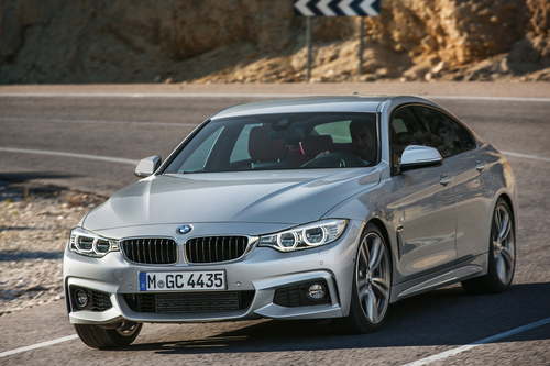 The BMW 4 Series Gran Coupé - a new standard of elegance and extravagance (PRNewsFoto/BMW Group)