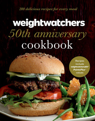 WEIGHT WATCHERS 50th ANNIVERSARY COOKBOOK: Over 280 Delicious Recipes for Every Meal.  (PRNewsFoto/Weight Watchers)
