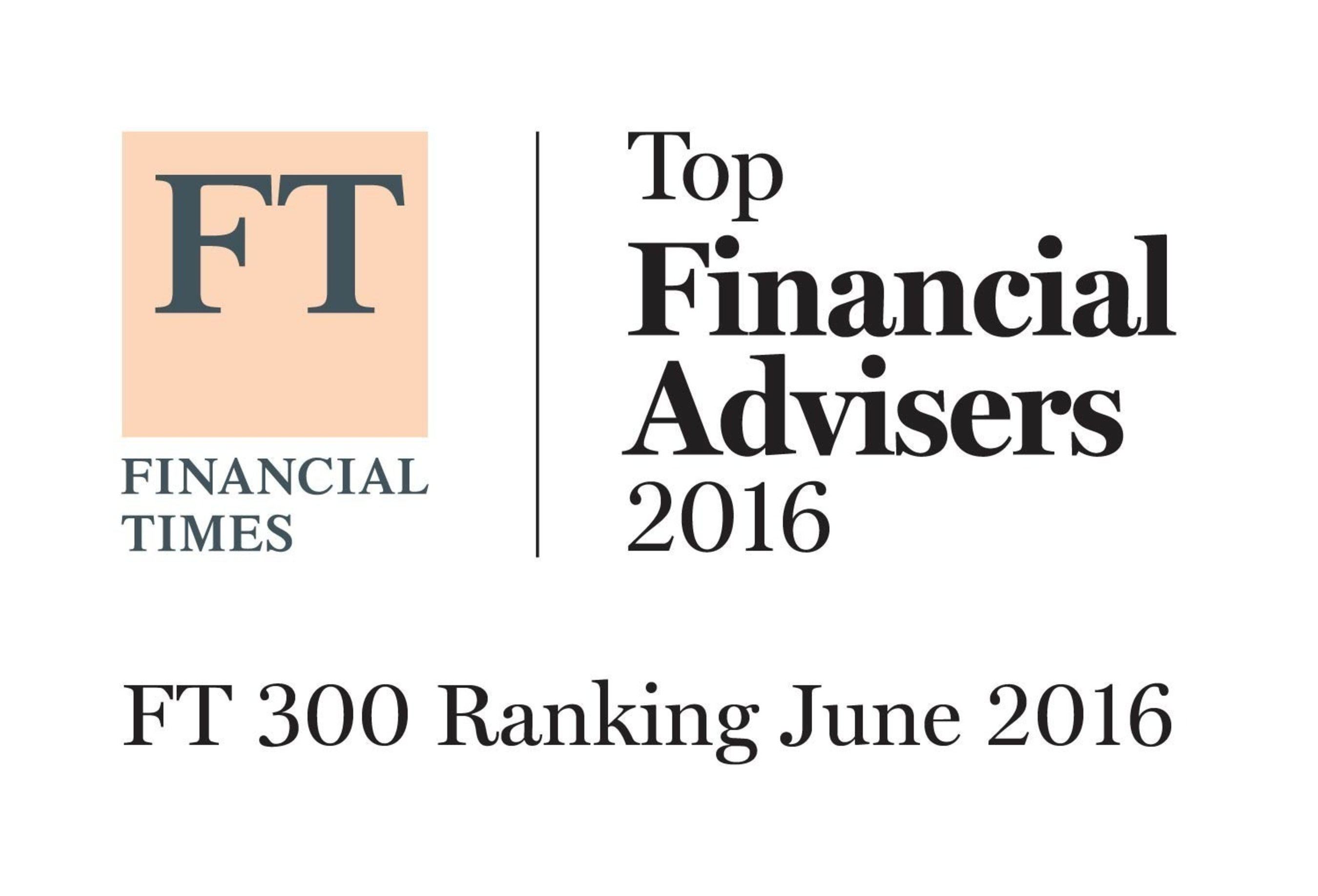 Betterment Is the Fastest Growing Firm in the 2016 Financial Times 300 List of Top Registered Investment Advisors