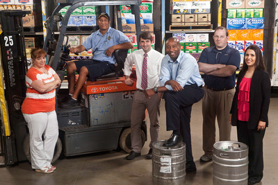 America's Beer Distributors: Fueling Jobs, Generating Economic Growth & Delivering Value to Local Communities.  (PRNewsFoto/National Beer Wholesalers Association)