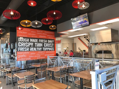 Firestorm Pizza's family friendly with dine-in kids meal