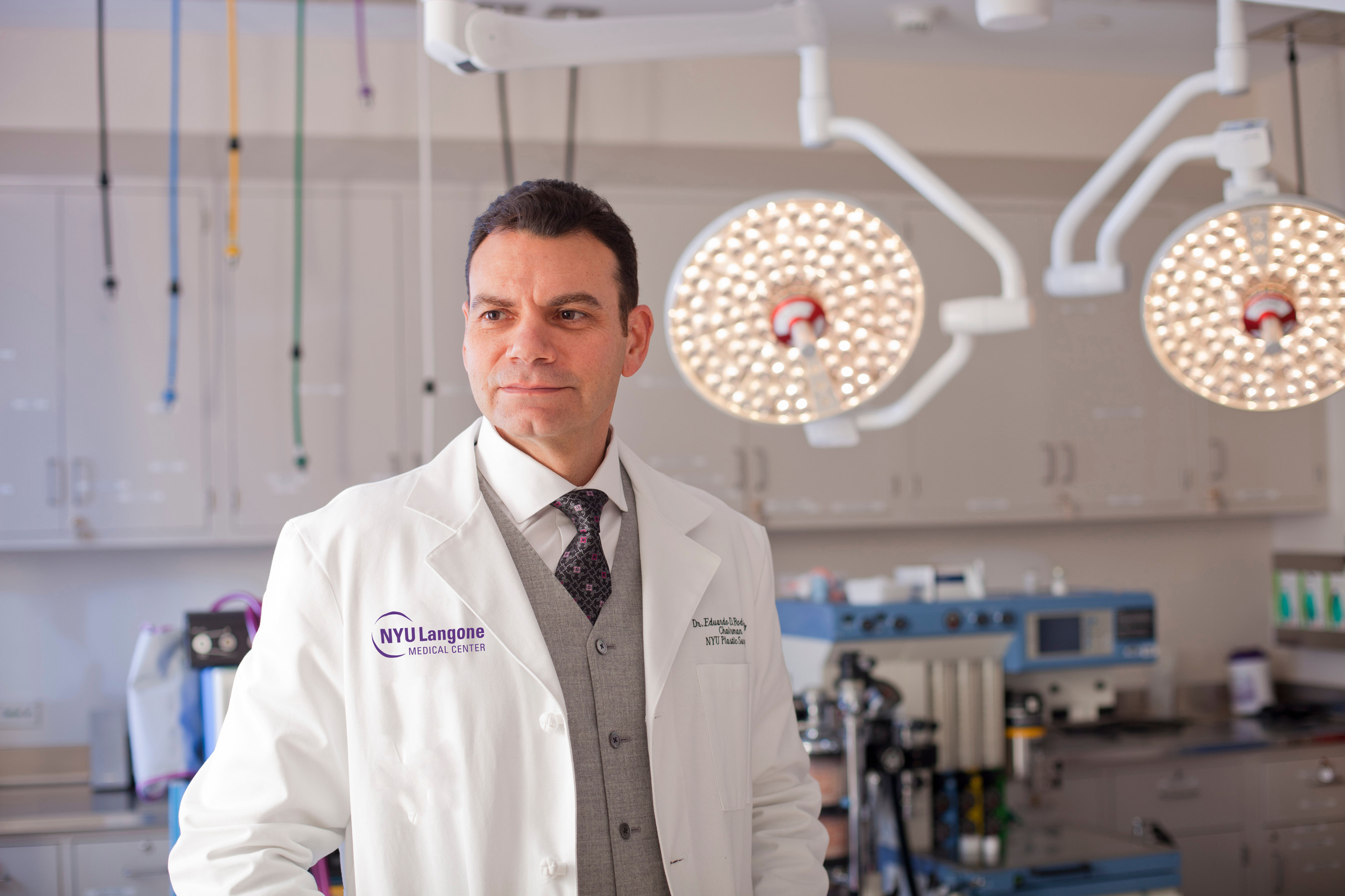 Surgeons at NYU Langone Medical Center Perform the Most