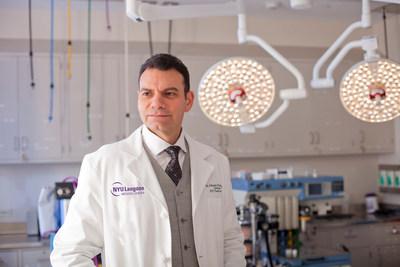 Eduardo D. Rodriguez, MD, DDS, chair, Hansjorg Wyss Dept. Plastic Surgery, NYU Langone