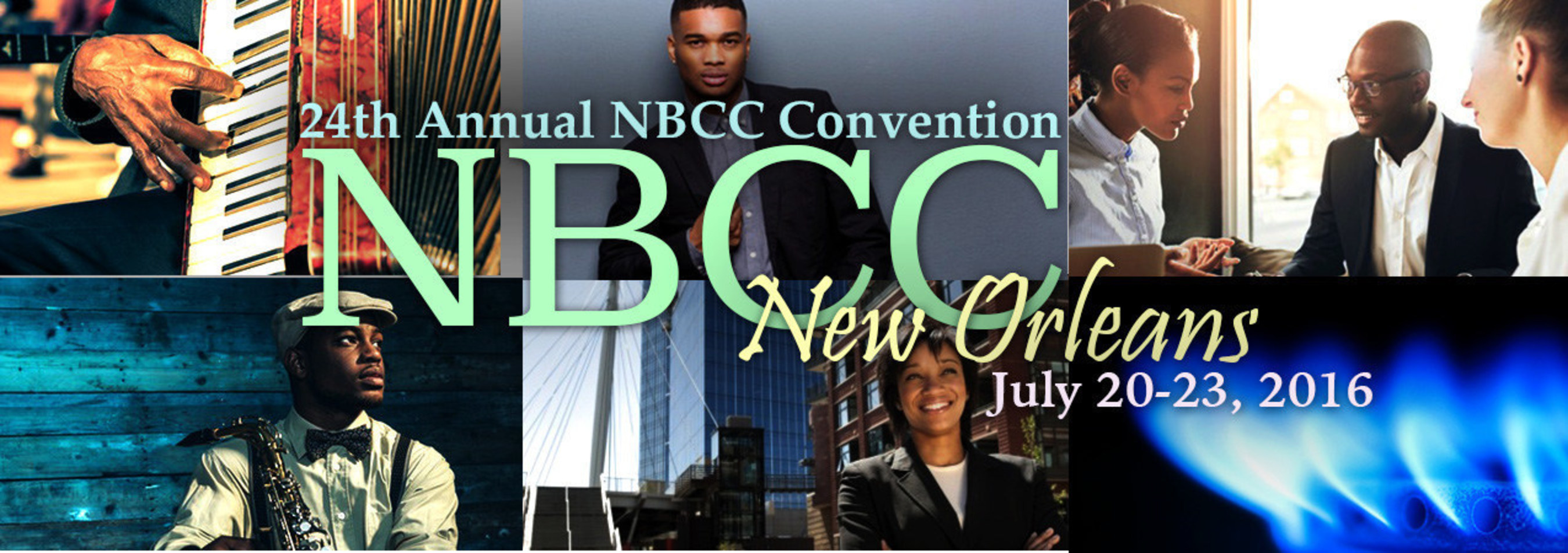 "One of the nation's preeminent business advocacy organization, the National Black Chamber of Commerce announces its 24th Annual Entrepreneurial Convention, set for July 20-23, 2016, in New Orleans, Louisiana. Focused on Empowering Business Leaders for Maximum Success.  ""By being a trailblazer in the proliferation of business policy, innovation, technology, black business development and critical convening, we are delighted to engage influential business and world leaders who have chosen to make our Conference a must attend event every summer, in July,"" said Harry C. Alford, president/CEO, NBCC.  Go to NBCCTODAY2016.org to register or find more information."