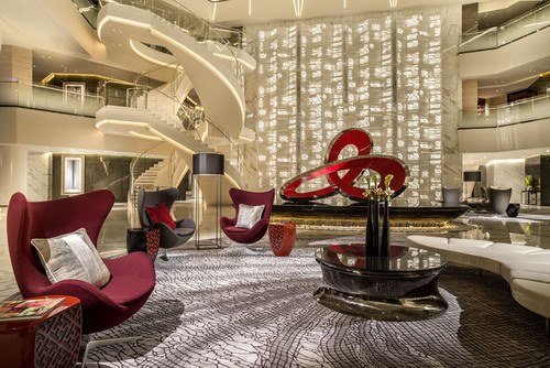 Four Seasons Hotel Guangzhou becomes the 88th property of Four Seasons Hotels and Resorts.  (PRNewsFoto/Four Seasons Hotels and Resorts)