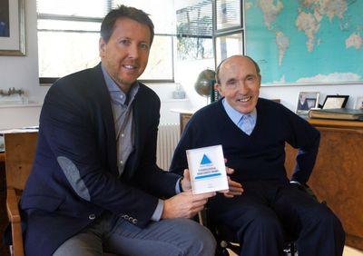 ingenie Wins Prestigious Prince Michael Road Safety Award 2013