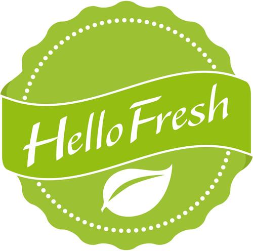 HelloFresh Logo.  (PRNewsFoto/HelloFresh)
