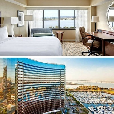 Marriott Marquis San Diego Marina is offering special rates starting as low as $239 for overnight stays on select nights in May. For information, visit www.marriott.com/SANDT or call 1-619-234-1500.