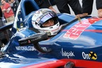 No. 15 National Guard Honda-powered IndyCar driven by Graham Rahal, with Valpak logo (PRNewsFoto/Valpak)