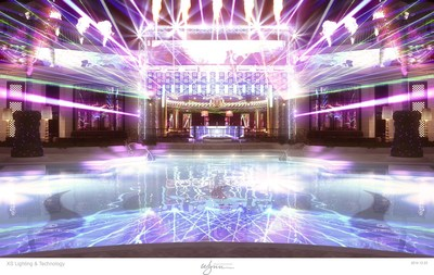 XS Nightclub at Wynn reveals its approximately $10 million production renovation with state-of-the-art pyrotechnics, movable LED screens, double kabuki drop and more technological marvels.