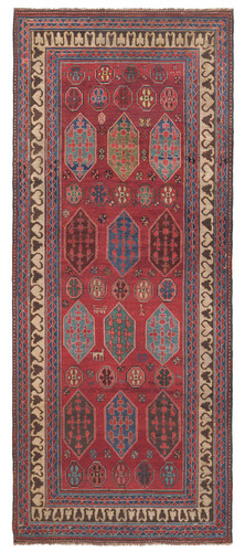 Art Collectors Beginning to Hone in On 19th Century Oriental Rugs