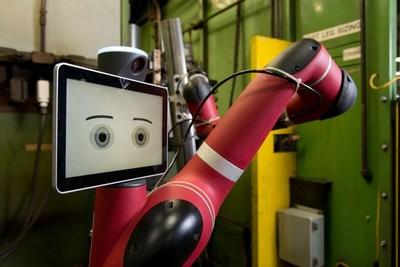 Rethink Robotics' Sawyer a Golden Finger Award winner at CIROS.